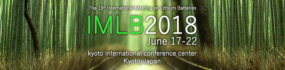 IMLB 2018 - The 19th International Meeting on Lithium Batteries